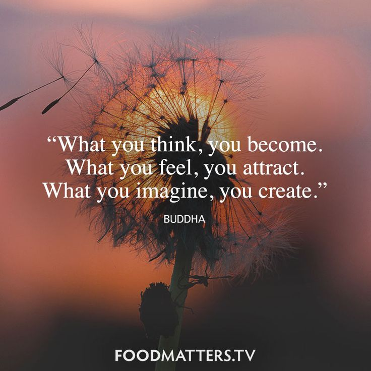 Inspirational Weightloss Quotes Wallpaper What You Think You Become What You Feel You Attract
