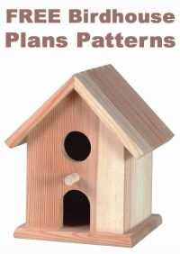 Bird Feeder Plans Free - WoodWorking Projects & Plans