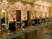 salon with brick walls - Bing Images | Retail Project ...