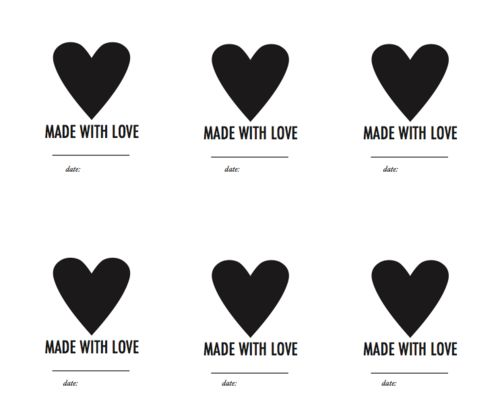 172 best images about Printable Hearts & Stars on