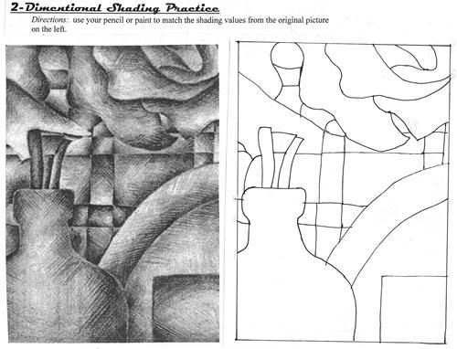 1113 best High School Art 1- Drawing images on Pinterest
