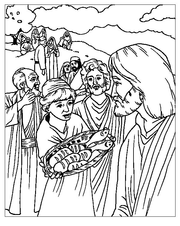 28 best images about JESUS FEEDS THE 5000 !!! on Pinterest