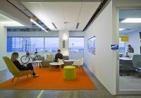 Facebook Seattle Office Design By Gensler | Interiors ...