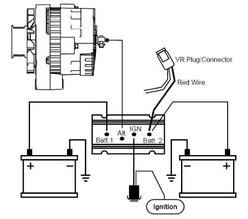 true battery isolator wiring diagram