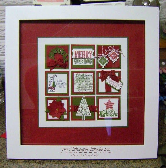8282 Best Images About Christmas On Pinterest Stampin Up