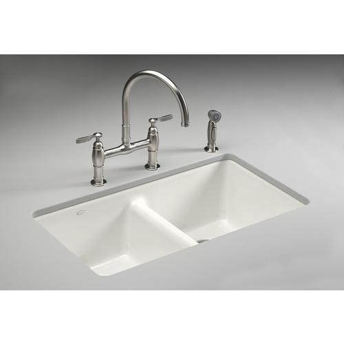 lowes stainless steel kitchen sinks toys $536.90 kohler white cast iron undermount sink ...