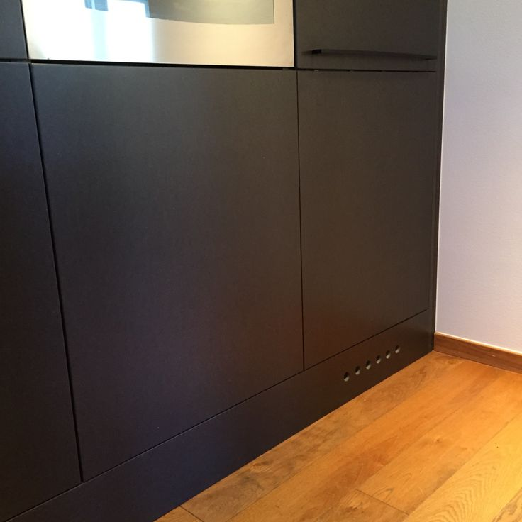 STUDIO10 VALCHROMAT GREY valchromat kitchen ikeafronter