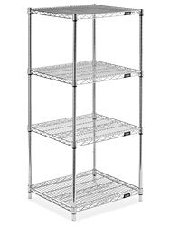 1000+ ideas about Wire Shelving Units on Pinterest