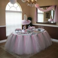 17 Best ideas about Tutu Table on Pinterest | Cute baby ...