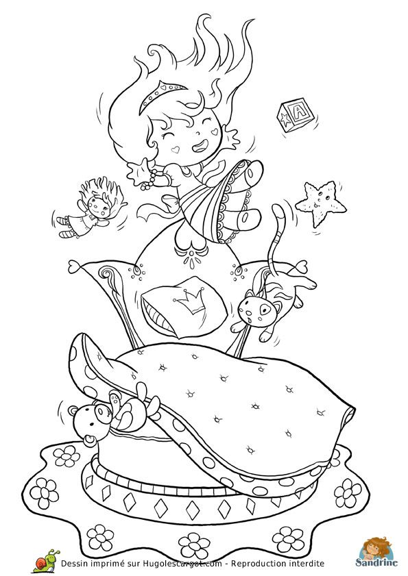 108 best images about Coloriage de princesses on Pinterest