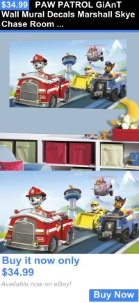 1000+ ideas about Paw Patrol Wall Decals on Pinterest ...