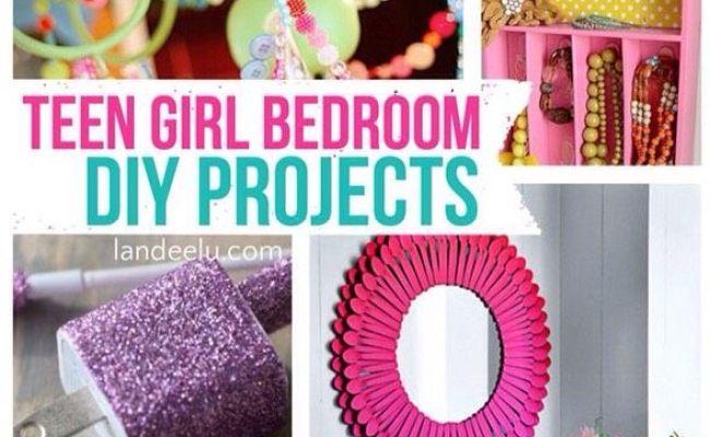 Diy Decor For Teens Diy And Crafts Pinterest