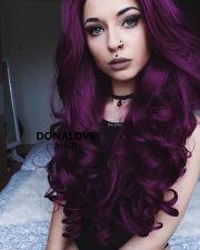 purple hair ideas
