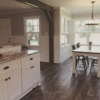 25+ best ideas about Wood tile kitchen on Pinterest