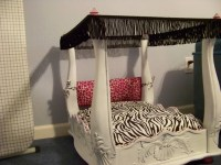1000+ images about DIY Canopy Dog Bed on Pinterest ...