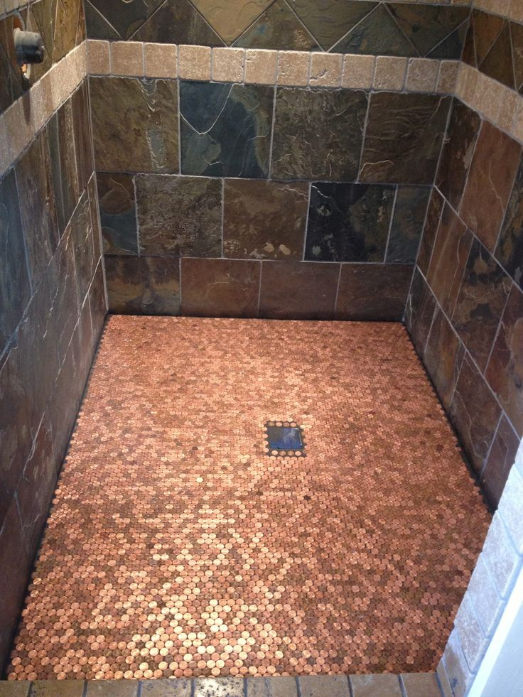 25 Best Ideas about Pennies Floor on Pinterest  Penny