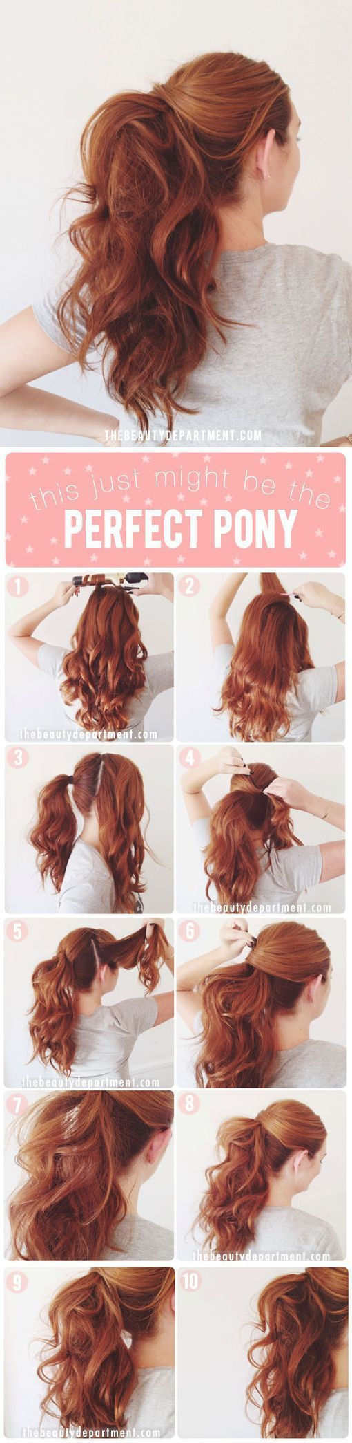 25 Best Ideas About Easy Down Hairstyles On Pinterest Down