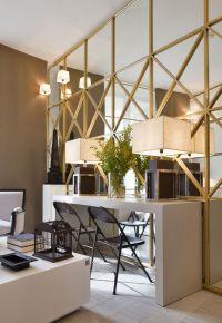 Modern Interior Design #MirrorWall, Contemporary Interior ...