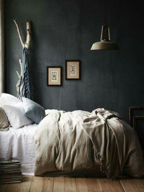 17 beste ideen over Donkere Slaapkamers op Pinterest