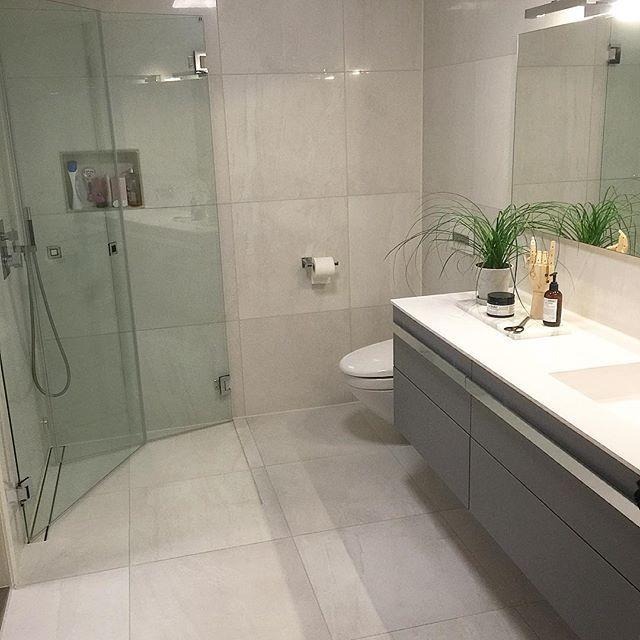 60x60 fliser p gulv og vegg baderom fliser