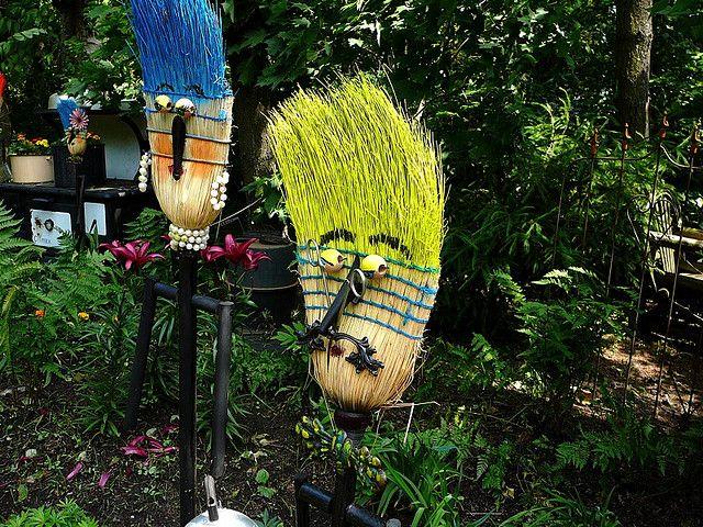 252 Best Images About JUNK GARDENING On Pinterest Garden