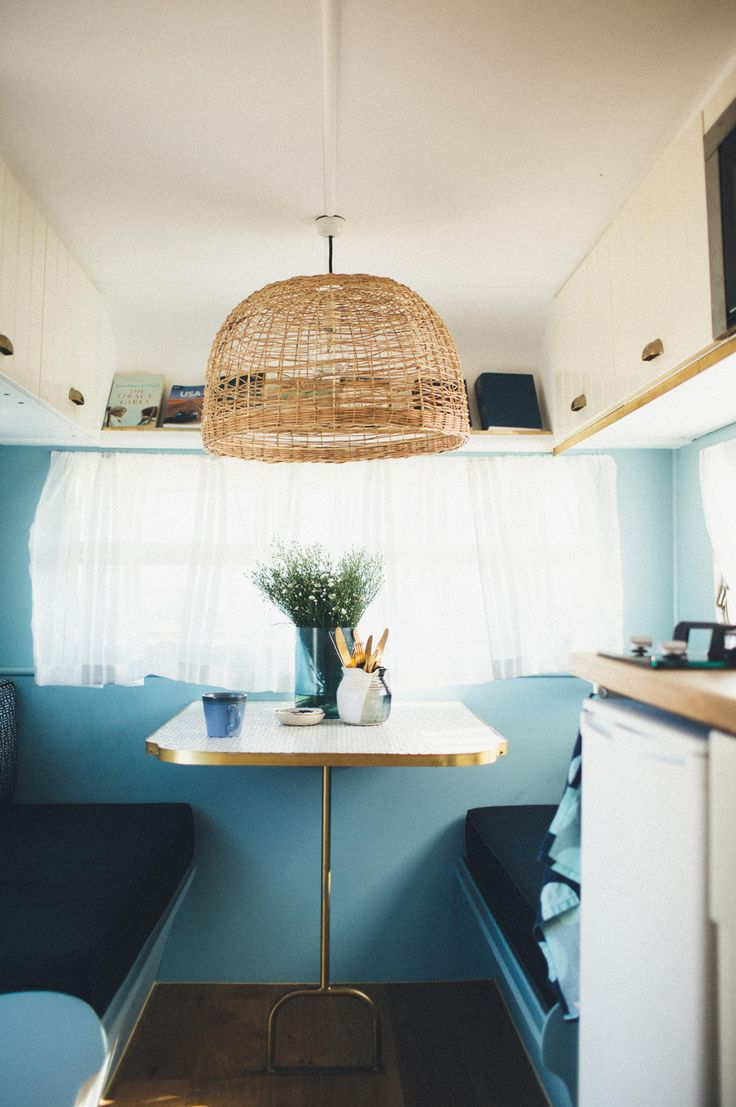 25 Best Ideas About Caravan Makeover On Pinterest Vintage Campers Trailers Retro Campers And