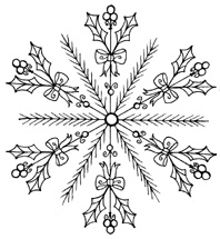 109 best images about Christmas Zentangle Ideas on