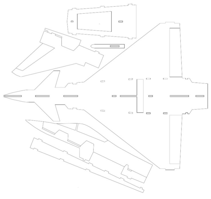 17 Best images about paper (rc) airplanes on Pinterest