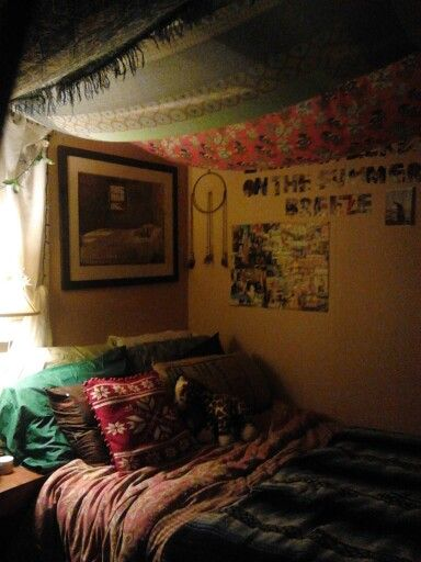 Bohemian indie hipster cozy teen bedroom  BEDROOM  Pinterest  Cozy Teen Bedroom Bohemian and