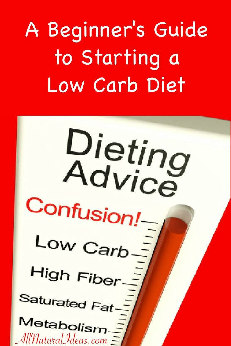 Beginner guide to starting a low carb diet  Low Carb