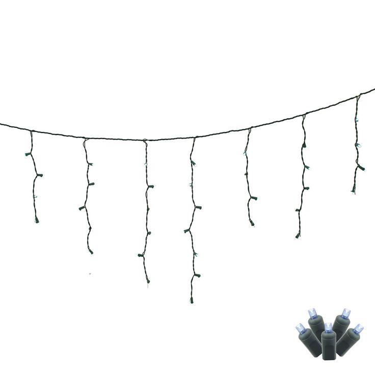 Best 25+ Christmas icicle lights ideas on Pinterest