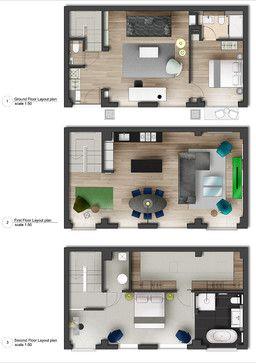 Mews House Refurbishment In London Fitzrovia Contemporary
