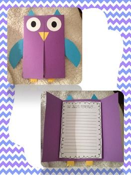 Owl Always Remember…. Owl end of the year writing craftivity!