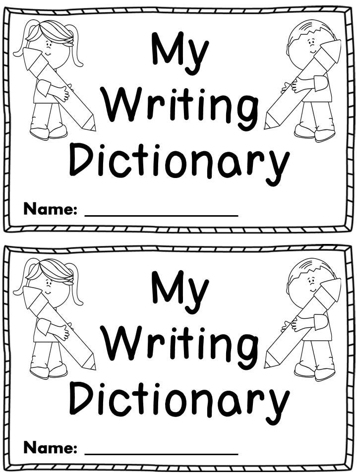 1000+ images about Kindergarten dictionary on Pinterest