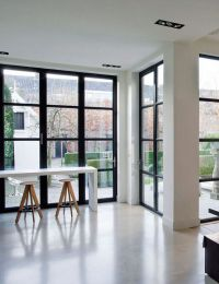25+ best ideas about Black Window Frames on Pinterest ...
