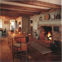 Rustic Colonial Kitchen | Colonial Style | Pinterest ...