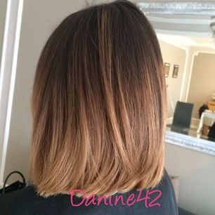 17 Best Ideas About Balayage Straight Hair On Pinterest