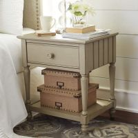 25+ best ideas about Gray nightstand on Pinterest   Grey ...