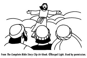 19 best Jesus Gave the Great Commission; Matthew 28:16-20