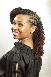 pipe cleaner curls locs
