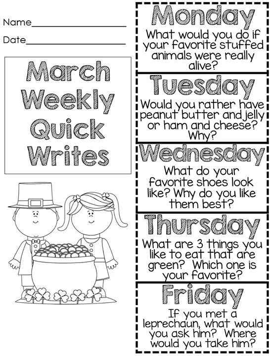 90 best images about Days of the Week! on Pinterest