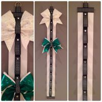 Cheer Bow Holder | Awesome, Cheer bows and Cheer bow holders