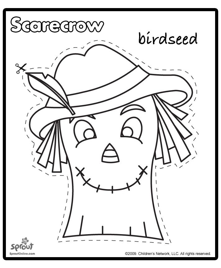 Scarecrow Craft Auto Electrical Wiring Diagram