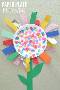 25+ best ideas about Flower Crafts on Pinterest | Paper ...