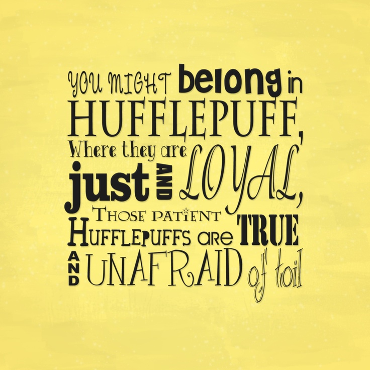 17 Best Images About Hufflepuff House Hogwarts School