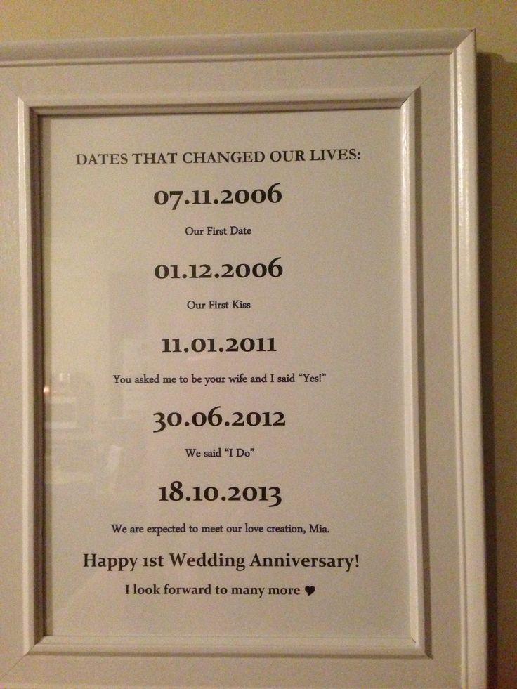Best 25 1st wedding anniversary wishes ideas on Pinterest