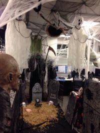 25+ best ideas about Halloween Cubicle on Pinterest ...