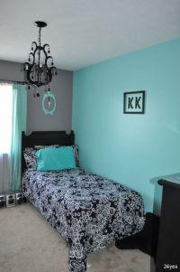 Best 25+ Teal bedrooms ideas on Pinterest | Teal bedroom ...