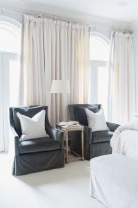 Charcoal accent chairs. | Bed | Pinterest | Seating areas ...