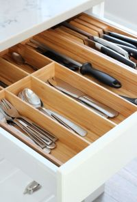 25+ best ideas about Cutlery trays on Pinterest | Wooden ...